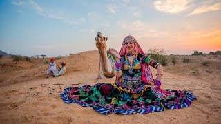 Marta Chandra Kabeliya‬ North Indian Rajasthani Folk and Gypsy Dance by Good Karma Media