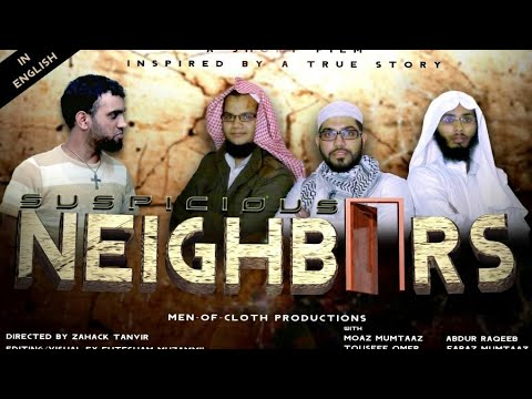 Short-Film: Suspicious Neighbors [English with URDU Subtitles] - 2012