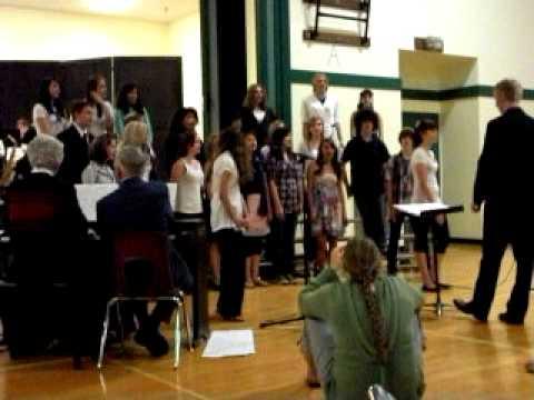 lorna byrne middle school choir