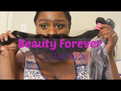 Aliexpress Beauty Forever Hair Review