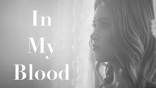 Download Lagu Shawn Mendes - In My Blood (Megan Nicole Cover) Gratis STAFABAND
