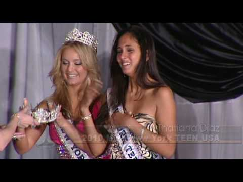 Miss New York TEEN USA 2010 Crowning moments.mpg