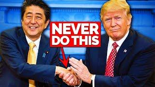 Donald Trump: Art Of The Handshake