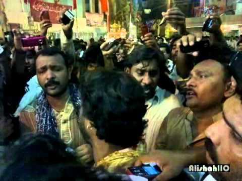 Asghar Khan Party Reciting New Kalam Akbar(a.s) Tere Bajon At...