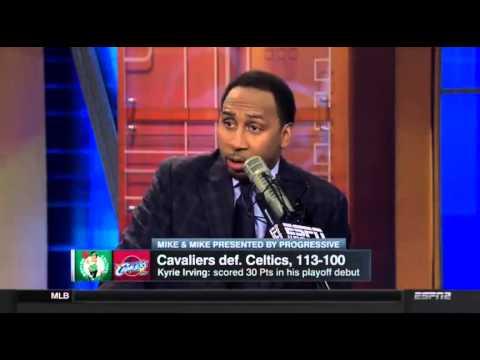 Mike & Mike - Stephen A Smith Talks Derrick Rose, Deron Williams & Playoffs