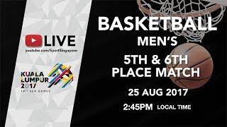 download lagu Basketball Mens 5th & 6th Place Match Malaysia 🇲🇾 gratis