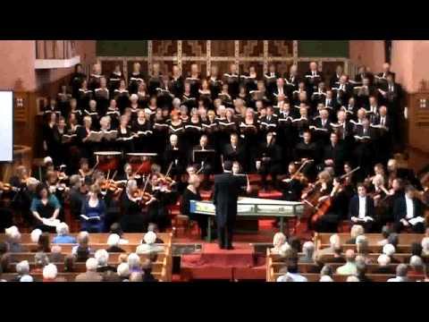 Handel: Messiah - 22 Behold the Lamb of God (Napier Civic Choir)