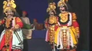 Gadha Yuddha Yakshagana by Chittani Part - II