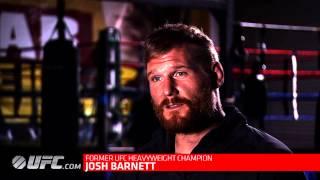 UFC 164: Frank Mir vs. Josh Barnett Pre-Fight Interview