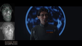 Behind the Magic Recreating Tarkin for Rogue One A Star Wars Story