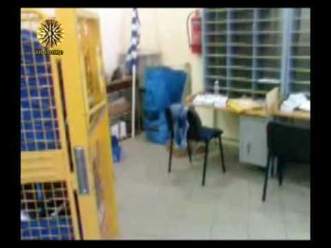 Greek Post fails to deliver Vinozito (EFA-Rainbow)  mail