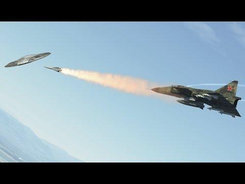 ВПЕРВЫЕ! Российский истребитель сбил НЛО пришельцев