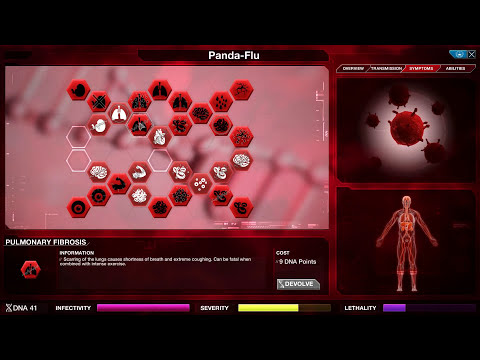 Panda-Flu Arrives! - Plague Inc. Evolved #2