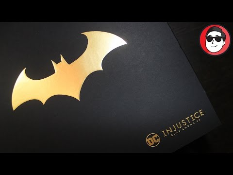 Unboxing Samsung Galaxy S7 Edge Injustice Edition - BATMAN