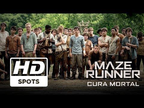 Maze Runner: A Cura Mortal | Spot Oficial 2 | HD