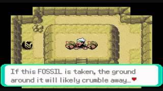 Pokémon Emerald No Evolutions - Pt 32 - Mirage Tower!  The Desert Mystery!