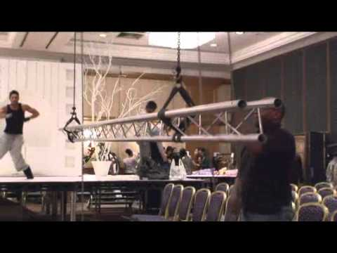 Asiana Bridal Show - Behind the Scenes