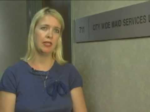 City Wide Maid Service - Testimonial