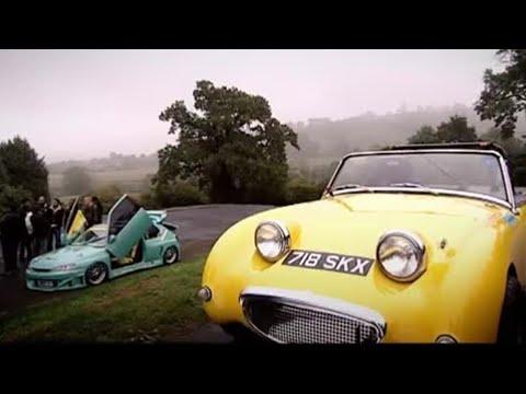 Hill climb challenge - Top Gear - BBC