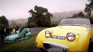 Hill climb challenge - Top Gear - BBC