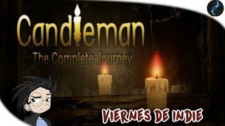 """(Sorteo) Candleman: The Complete Journey """"La aventura de una Vela con Patitas """""""