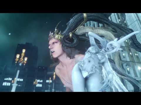 FINAL FANTASY XV - SHIVA Full Summon VS IFRIT [1080p HD] PS4 PRO