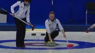 04 04 15 Curling Croatia Russia women