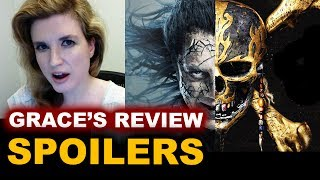 Pirates of the Caribbean 5 SPOILERS Movie Review