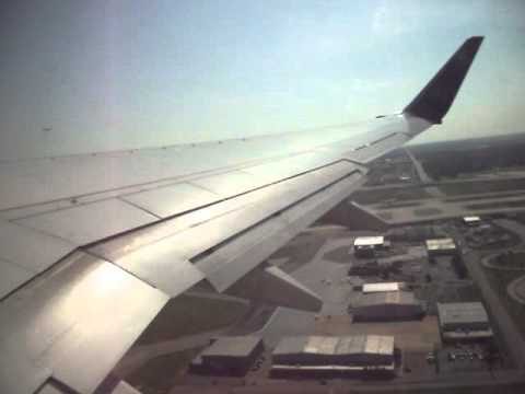 Delta B737-800 Take-Off from KMEM (Memphis International Airport)