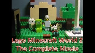 Lego Minecraft World 2: The Complete Movie