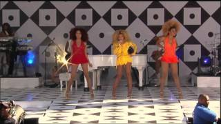 Beyoncé Performs 39 Single Ladies Put A Ring On It 39 On Good Morning America