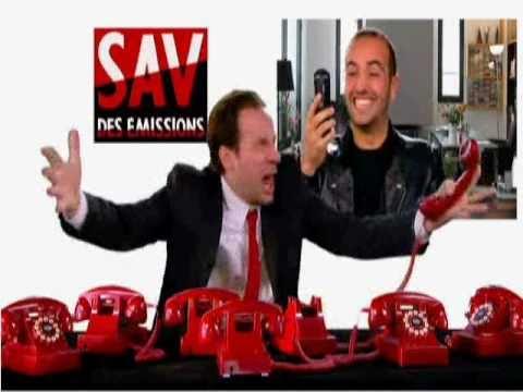 SAV Omar et Fred : Oh mon dieu! J ai la voix d Omar !!!