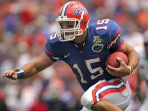 The best of Tim Tebow: season highlights