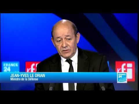 POLITIQUES - Jean-Yves Le Drian, ministre de la Défense