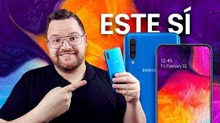 Samsung Galaxy A50 review | UN PASO AL FRENTE