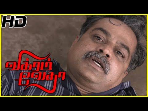 Vikram Vedha Climax | Maddy recollects incident on Varalaxmi and Prem | Vijay sethupathi Mass scene