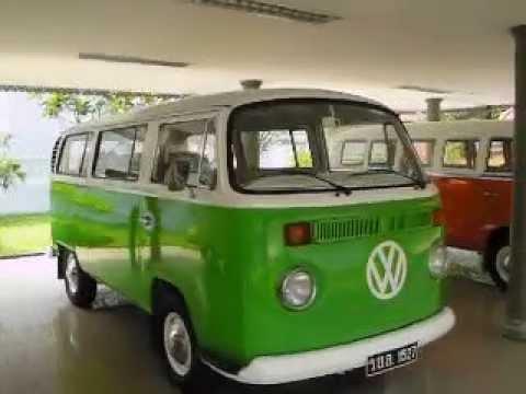 VW-Bus Old Car Bangkok