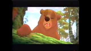 Brother Bear (2003) Trailer (VHS Capture)