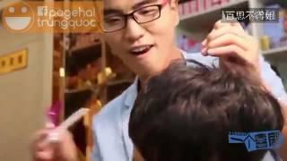 Hài Trung Quốc: Cắt tóc như ý :)