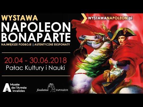 Największa Wystawa O NAPOLEONIE W PKiN, W Warszawie!