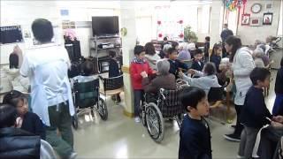2014/1/14 施設訪問交流会まごのてイン井川城