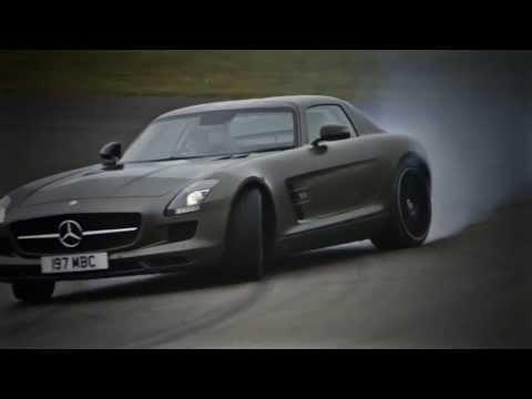 Mercedes Benz SLS AMG GT Promo