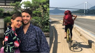 47] Cycling Across JAPAN | Abandon Comfort ロードバイクで 今治市から尾道市
