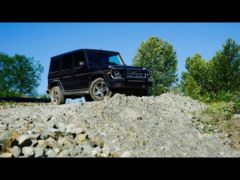 2016 Mercedes-Benz G550 Car Review