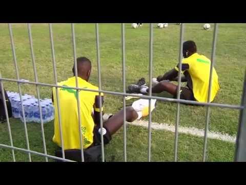 Senegal - Training session (25/01) - Orange Africa Cup of Nations, EQUATORIAL GUINEA 2015