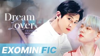 [EXO-minific] Dream Lovers: ep.1 l ChanBaek HunHan KaiSoo (CC SUB)
