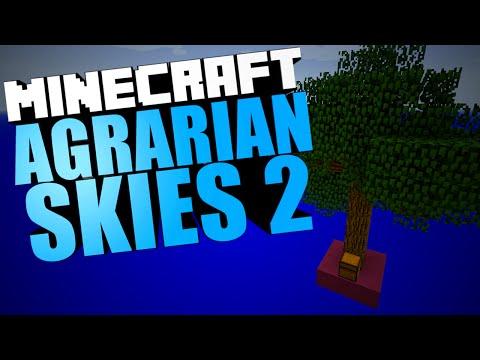 Agrarian Skies 2 Modpack Spotlight