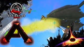 """MODDED ARK: Extinction Core :: Ep 29 :: ALPHA WYVERN """"FAIL""""?"""