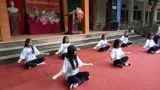 Nhảy Lạc Trôi + Cò Lả + Bố ơi mình đi đâu thế -THPT Thị xã Phú Thọ