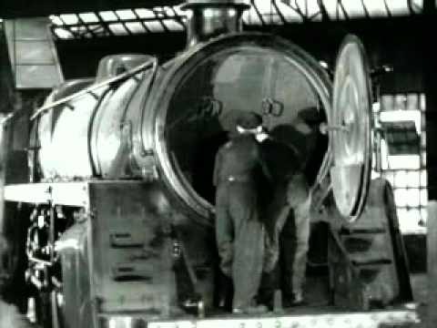 Work In Progress - and other films - British Transport Films (1951)